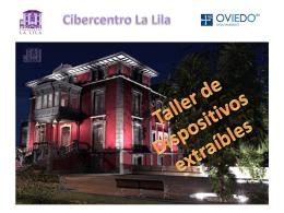 Cámara digital - Cibercentro La Lila