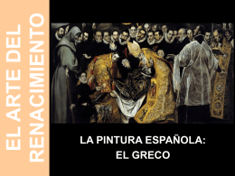 Renacimiento el greco