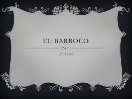 el barroco teatro - lenguaaurora2011