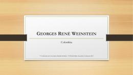 Georges René Weinstein