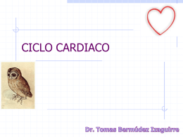 CICLO CARDIACO - WordPress.com