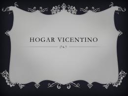 Hogar vicentino