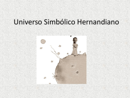 Universo Simbólico hernandiano