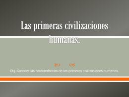 04. Civilizaciones Hidráulicas