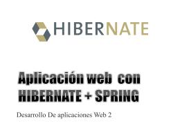 03 daw (hibernate + spring)