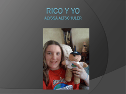 Rico y Yo - SrBonito