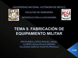 fabricacion-de-equipamento-militar-pequeno-y