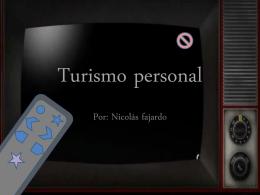 Turismo personal