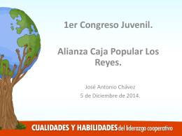 Diapositiva 1 - Caja Popular Los Reyes