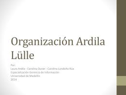 Grupo Empresarial Ardila