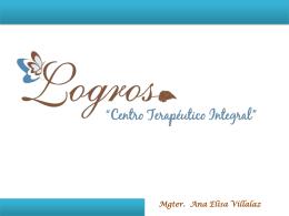 Mgter. Ana - Fundación Soy Capaz