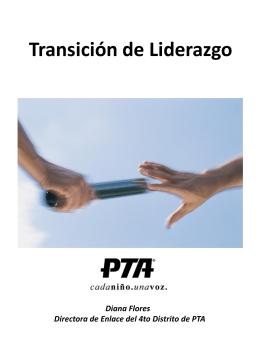 Transición de Liderazgo