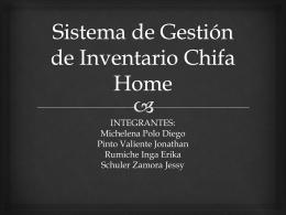 Sistema de Gesti_n de Inventario Chifa Home