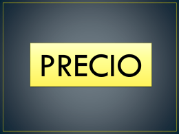 precio
