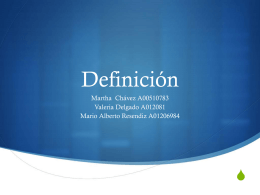 Definición - WordPress.com