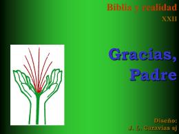 22 Gracias Padre - Autores Catolicos