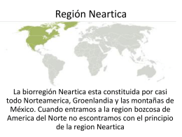 Biorregion Neartico
