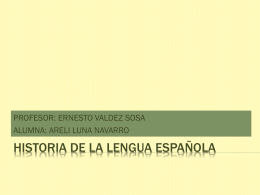 parte 1 de apuntes de gramatica española