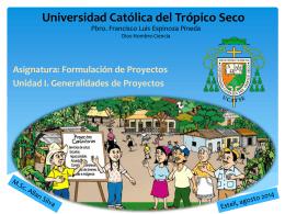 Proyectos sociales
