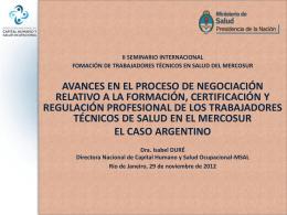 Mercosur - Fiocruz