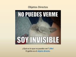 File - Pronombres de objeto directo e indirecto