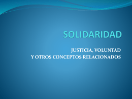 Descargar VOLUNTARIADO. SESION 4.