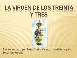 La virgen de los Treinta y Tres - 1d-copaamerica