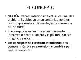 LOGICA concepto