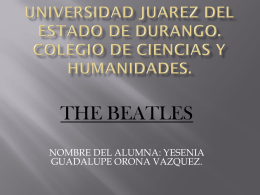 the beatles. - WordPress.com