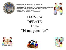 Descarga - CUNOR- Fundamentos de Pedagogía y Didáctica II 2015
