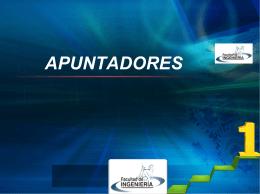 clase19_2011-1 APUNTADORES1