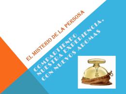 impulsos y sublimacion - Misioneras de la Inmaculada Concepción