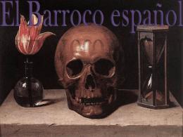 El Barroco español. Góngora y Quevedo