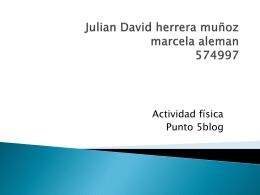 Julian David herrera muñoz marcela aleman 574997