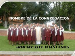 Misioneras de Jesús Hostia