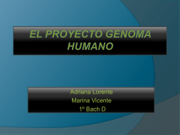 proyecto_Genoma_humano