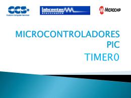 MICROCONTROLADORES PIC TEMPORIZADOR