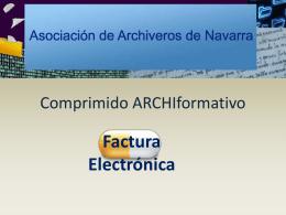 pptx - Asociación de Archiveros de Navarra