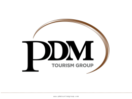 música - PDM Tourism Group