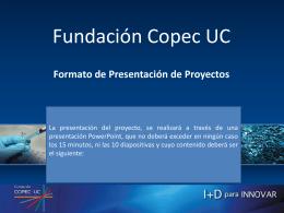 descargar aquí - Fundación Copec-UC