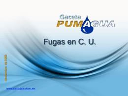 Diapositiva 1 - Red del Agua UNAM