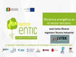Alvtek: Eficiencia energética en el sector terciario.