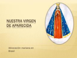 Nuestra Virgen de Aparecida - 1c-copaamerica