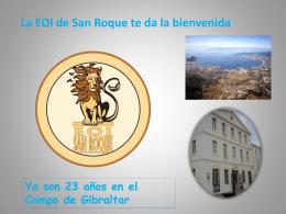 Escuela Oficial de Idiomas de San Roque | Facebook