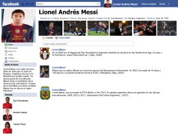 Lionel Andrés Messi - Orange Coast College