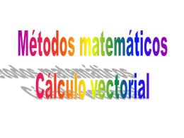 Funciones vectoriales. Martes 18 de enero del 2011