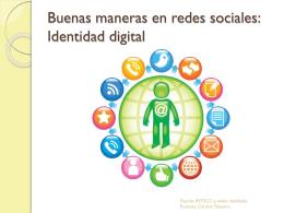 Los Medios Sociales suponen una nueva manera de comunicarse