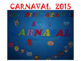 CARNAVAL 2015 - CEIP Fernando de Rojas