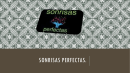 File - SONrisas perfectas