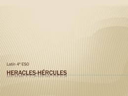 HeRACLES-HÉRCULES